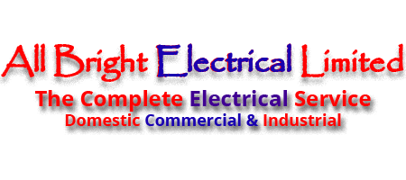 All Bright Electrical Limited - The Complete Electrical Service - Domestic Commercial & Industrial